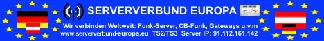 CB-FUNK SERVERVERBUND EUROPA